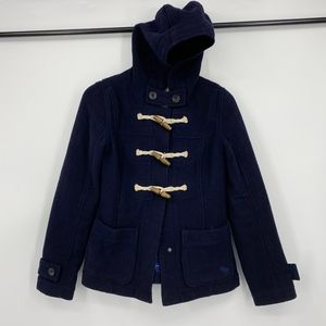 Abercrombie Kids toggle button coat XL